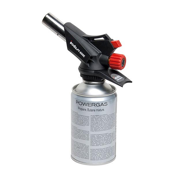 Iroda 427601 Puhalluslamppu PT-600E piezo EU-säiliölle