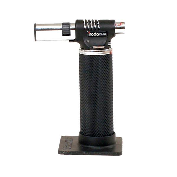 Iroda PT-220V puhalluslamppu, kaasupoltin, pikkutoho, käsitoho